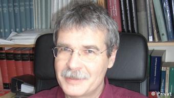 Prof. Dr. Andreas Arndt von der Humboldt-Universität Berlin