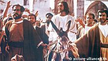 Filmszene Spielfilm Nicholas Ray König der Könige
