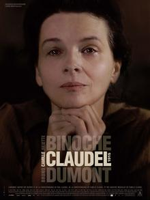 Film poster for Camille Claudel 1915