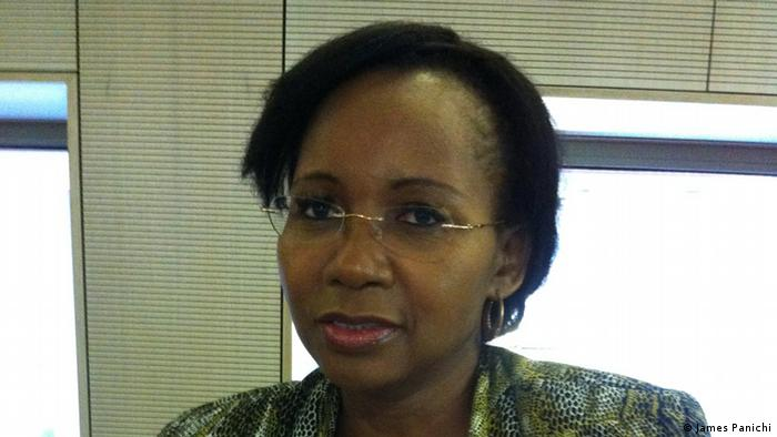 Dr Edith Madela-Mntla, director, International Council for Science's Regional Office for Africa (Photo: James Panichi)