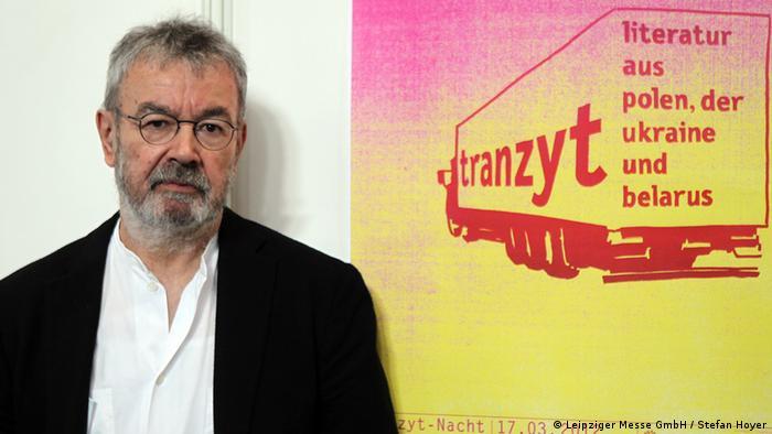 Leipziger Buchmesse 2012 Martin Pollack