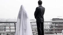 Nach jüngsten Zahlen sind 11 Millionen heiratsfähige Iraner noch nicht verheiratet. Quelle: MEHR Lizenz: Frei