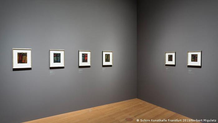 На выставке ''Последние картины. От Мане до Киппенбергера'' во Франкфурте-на-Майне