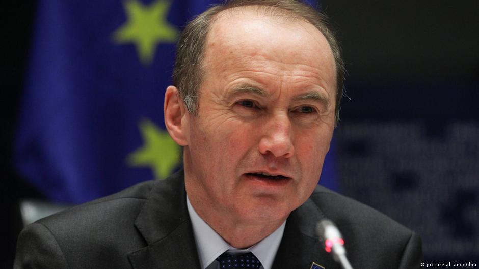 Othmar Karas VizeprA€sident des EU-Parlaments