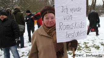 Demonstracije u Duizburgu protiv doseljavanja Bugara i Rumuna, odnosno Roma u Njemačku
