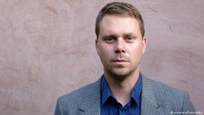 Sandro Gaycken. (Photo: Open Source Press dpa)
