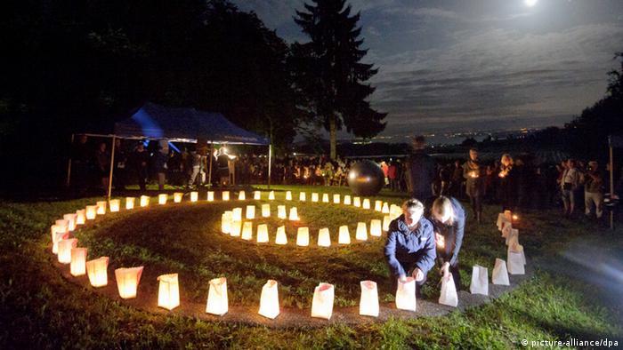 10. Jahrestag nach Flugzeugkatastrophe in Überlingen-Brachenreuthe