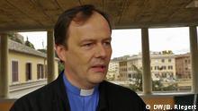 Vatikan Konklave in Rom Bernd Hagenkord