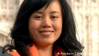 Gao Zhen - Private Equity Managerin von Mandarin Capital Partners (Foto: Mandarin Capital Partners)