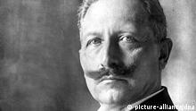 Der letzte deutsche Kaiser Wilhelm II.