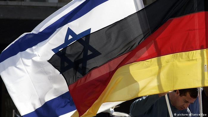 Israel-Deutschland Symbolfoto