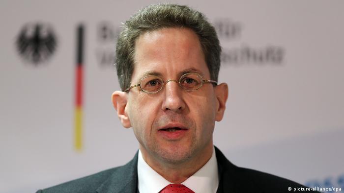 Präsident des Bundesamtes für Verfassungsschutz, Hans-Georg Maaßen