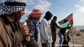 Палестинцы - за создание полноценного государства