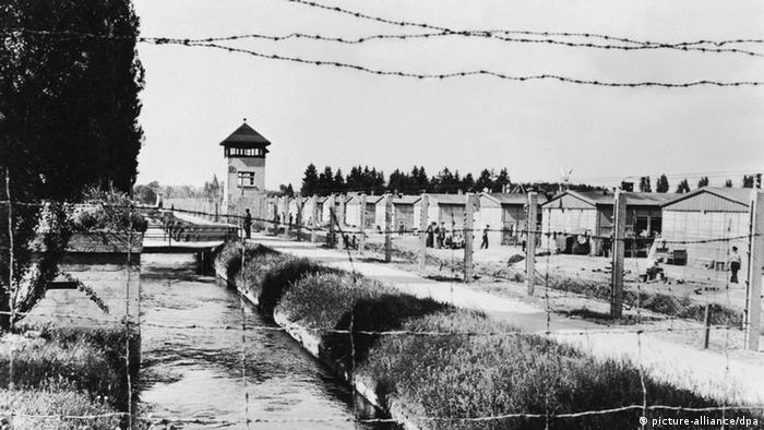 Dachau concentration camp (picture-alliance/dpa)