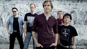 Bandfoto der Toten Hosen (Carla Meurer)