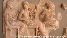 Griechenland Parthenon (picture-alliance/Herve Champollion/akg-images)