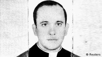 Argentine Cardinal Jorge Bergoglio poses in this undated handout photo courtesy of Clarin. Photo: REUTERS/Clarin/Handout