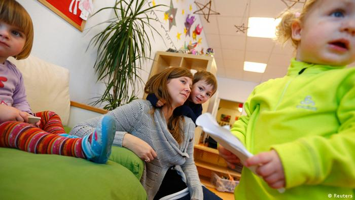 Deutschland Kindergarten in Hanau (Reuters)
