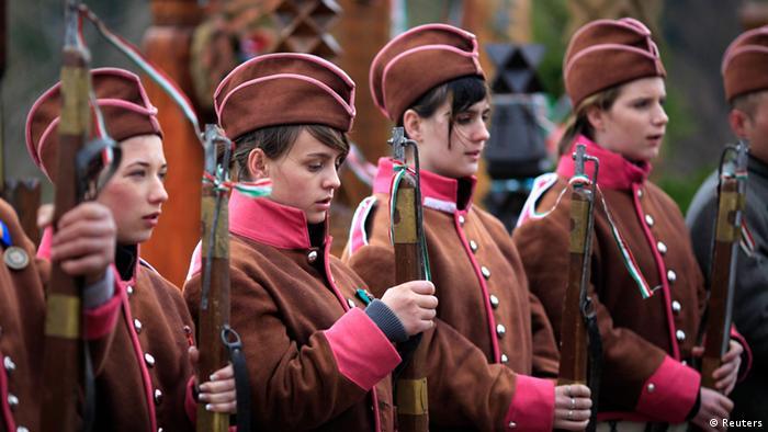 Rumänien ungarische Minderheit