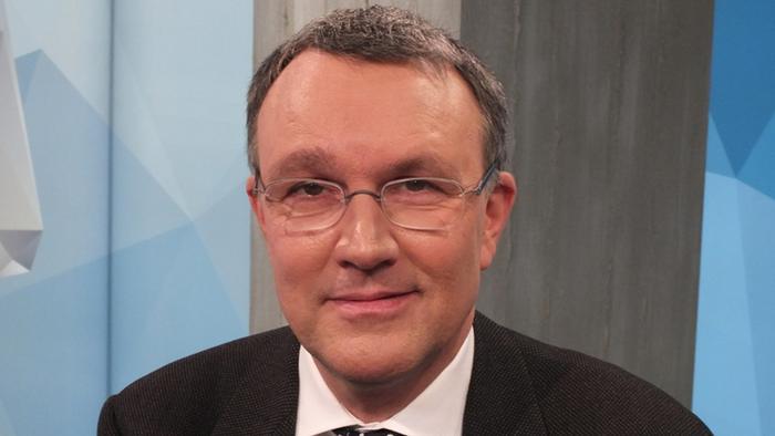 14.03.2013 DW QUADRIGA STUDIOGAST Michael Lüders
