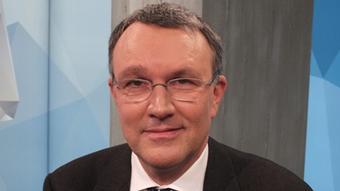 Islamwissenschaftler Michael Lüders (Foto: DW)