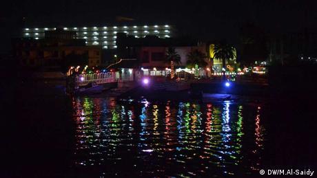 Bildergalerie irakische Städte bei Nacht
