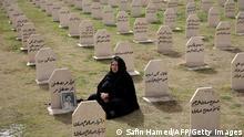 Irak Geschichte Friedhof Halabja Massaker in 1988