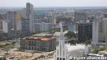 Maputo, Hauptstadt von Mosambik
