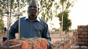 Burkina Faso Landwirtschaft Bauer