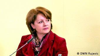 Verica Spasovska, voditeljica programa za srednju i jugoistočnu Europu, Deutsche Welle