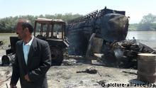 Afghanistan Bombenangriff Bundeswehr Tanklaster Zivilisten