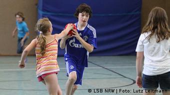 Handball soll auch künftig noch attraktiv für Kinder sein.