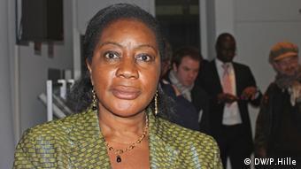 Professorin Djénéba Traoré (Foto: DW)