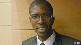 Mkhuleko Hlengwa Foto: Thomas Mösch