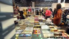 Besucher auf der Leipziger Buchmesse 2013 *** Fotograf: Norman Rembarz, für die Deutsche Welle