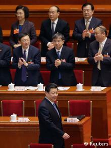 China Nationaler Volkskongress 2013 Xi Jinping