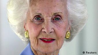 Princess Lilian of Sweden died last Sunday, aged 97. (Picture: Reuters) REUTERS/Janerik Henriksson/Scanpix/DW)