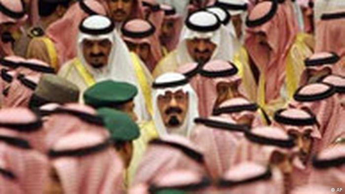 Neuer König Abdullah bin Abd al-Aziz (AP)