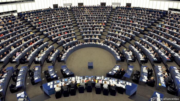 The EU Parliament (Foto: Christophe Karaba/epa/dpa)