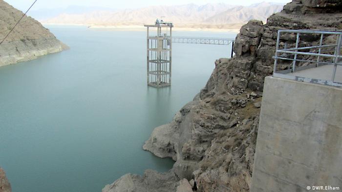 Afghanistan Kraftwerk Kajaki in der Provinz Helmand