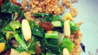 18.03.2013 DW Global 3000 Quinoa Veggies