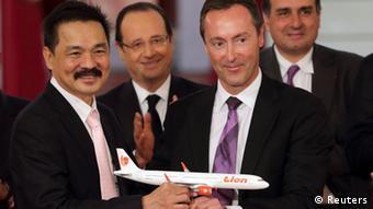 Fluggesellschaft Lion Air Indonesien