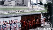 Deutschland Geschichte Berlin Mauer Potsdamer Platz