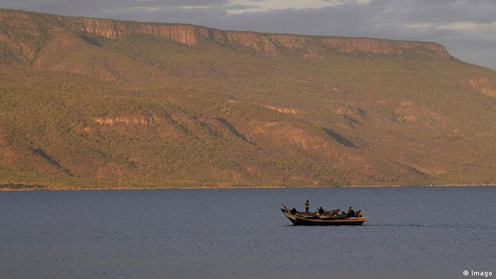 Tanganjikasee Fischerboot (Imago)