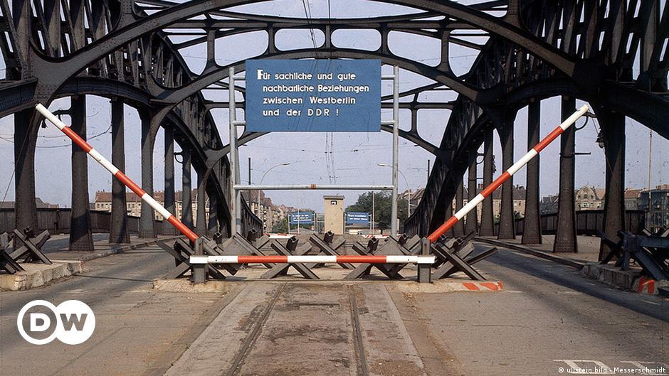 02 über Sieben Brücken Musst Du Gehen Unterrichtsreihen Mauerfall Dw 04 12 2006