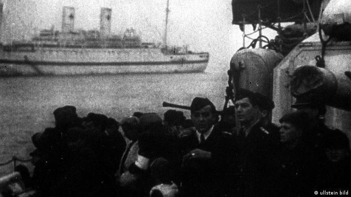 Deutschland Geschichte Flucht aus Ostpreußen 1945