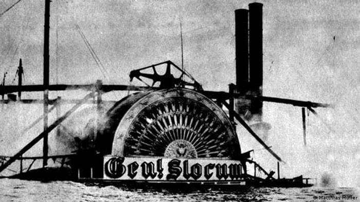 Die General Slocum