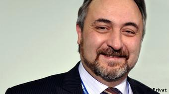 Правозащитник Юрий Джибладзе