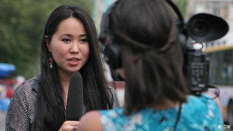 DW Akademie: Bischkek