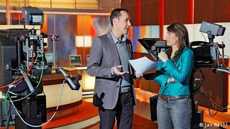 DW Spanish TV - Berlin<br />
